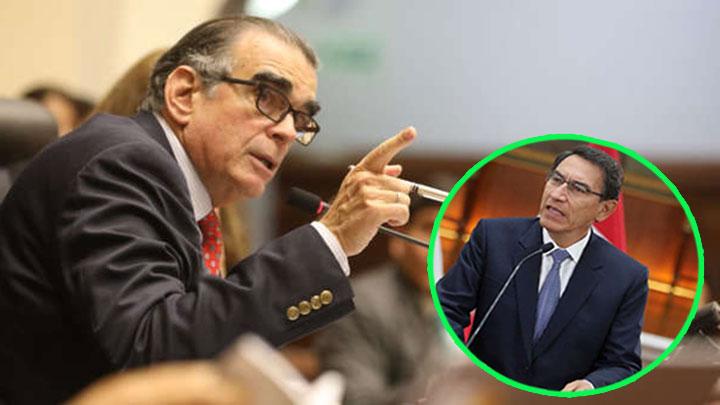 Photo of Olaechea le respondió a Martín Vizcarra sobre el cierre del Congreso