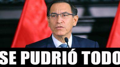 Photo of Periodista que era amigo de Vizcarra se le da vuelta y lo destroza