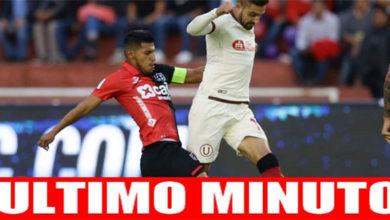 Photo of Se suspende el fútbol en todo el Perú