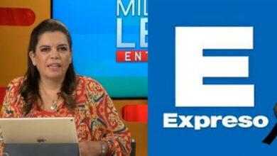 Photo of Milagros Leiva se pronuncia tras la canallada contra el diario Expreso