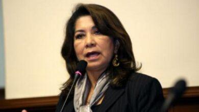 Photo of Nuestras condolencias a Martha Chávez en estos durísimos momentos