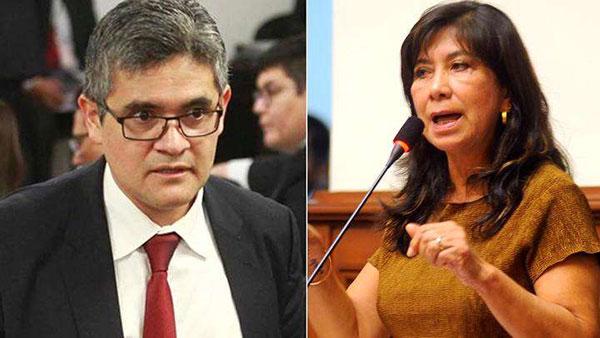 Photo of Martha Chávez demostró que no tolera berrinches del Fiscal Pérez