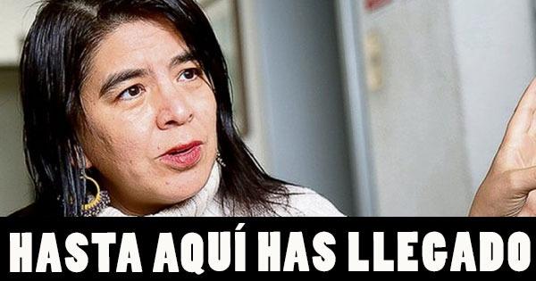 Photo of Se acabó todo para Paola Ugaz